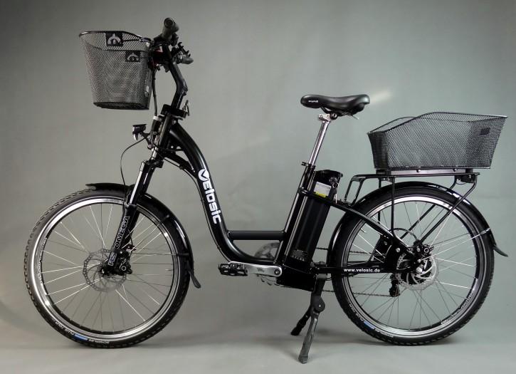 PELIC 3 - City Pedelec mit Front und Heckkorb - E-Bike