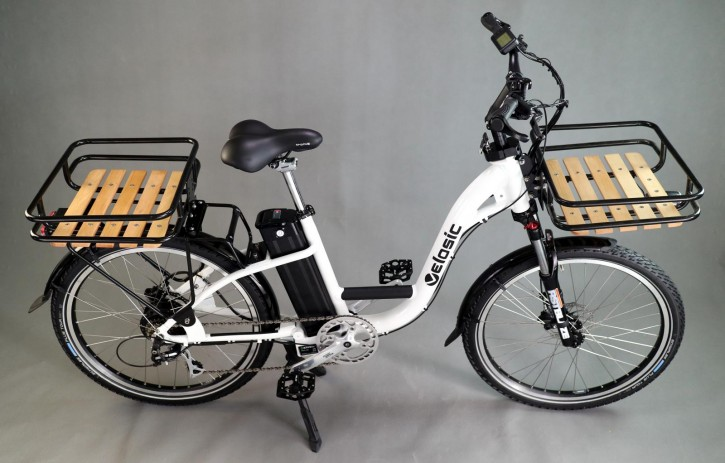 PELIC 3 - Cargo Pedelec - Lasten E-Bike