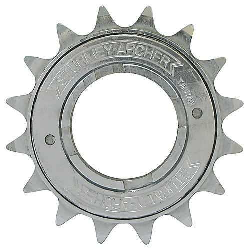 """silber NEU Freilauf-Ritzel BSA 16 Zähne für 1//2*1//8/"""""""